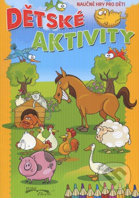 Dětské aktivity - Foni book