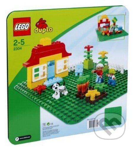 LEGO DUPLO Toddler - Veľká podložka na stavanie - LEGO