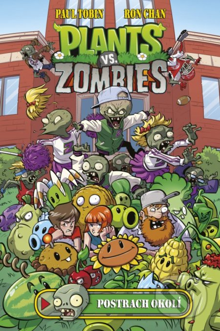 Siracusalife.it Plants vs. Zombies: Postrach okolí Image
