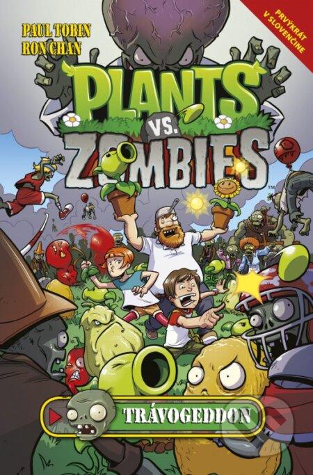 Bthestar.it Plants vs. Zombies: Trávogedon Image
