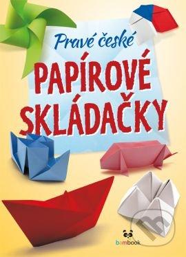 Pravé české papírové skládačky - Kolektiv autorů