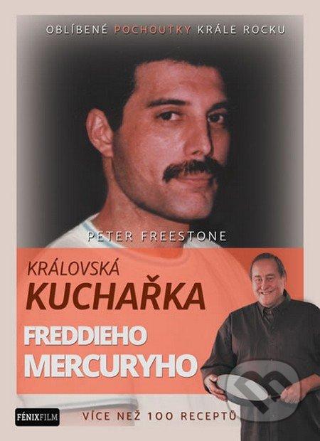Fatimma.cz Královská kuchařka Freddieho Mercuryho Image