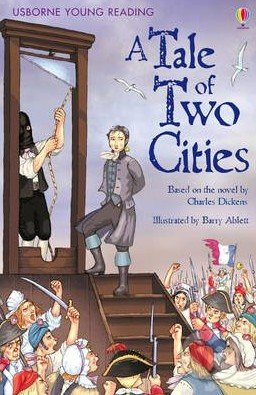 A Tale of Two Cities - Charles Dickens, Mary Sebag-Montefiore