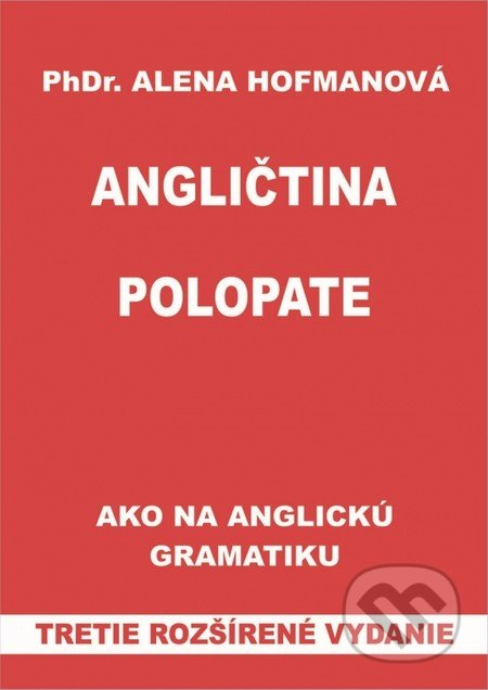 Peticenemocnicesusice.cz Polopate: Ako na anglickú gramatiku Image