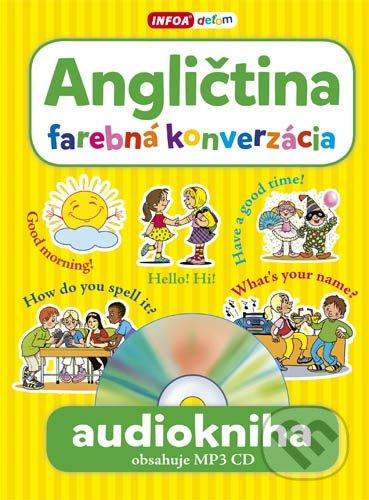 Fatimma.cz Angličtina - Farebná konverzácia Image