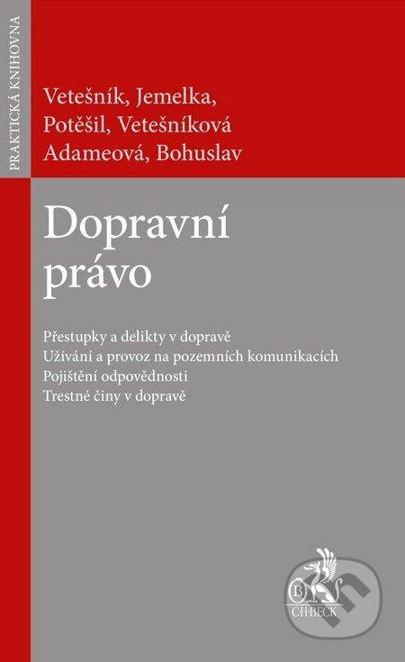 Dopravní právo - Kolektiv autorů