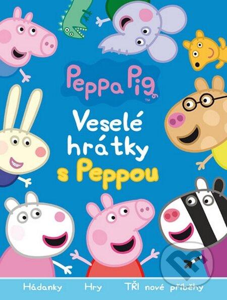 Fatimma.cz Prasátko Peppa: Veselé hrátky s Peppou Image
