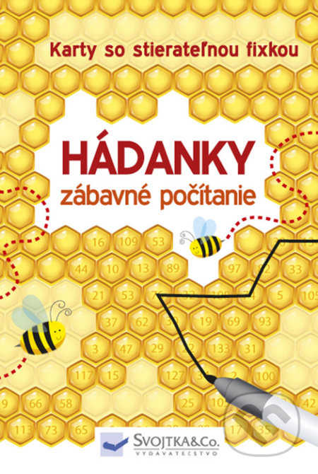 6cc4d66f6 Kniha: Hádanky – zábavné počítanie (Svojtka&Co.)   Martinus