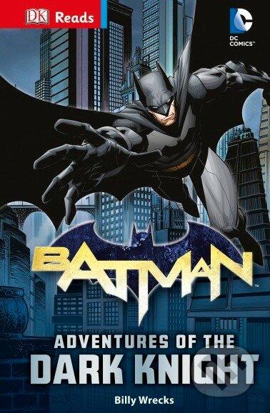 Batman: Adventures of the Dark Knight - Dorling Kindersley