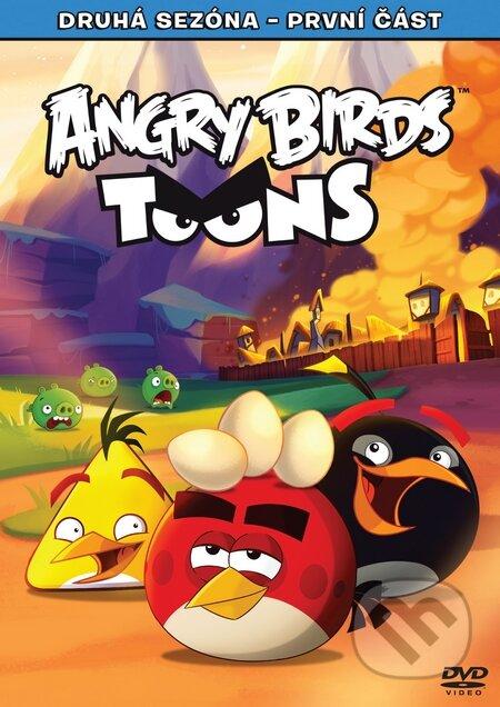 Angry Birds: Toons (2. série, první část) DVD