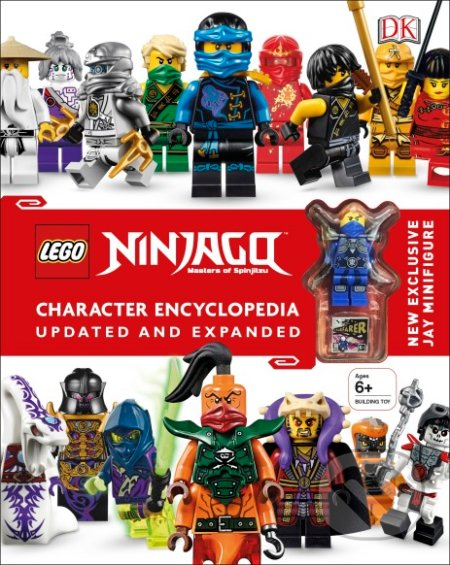 LEGO NINJAGO Character Encyclopedia - Dorling Kindersley