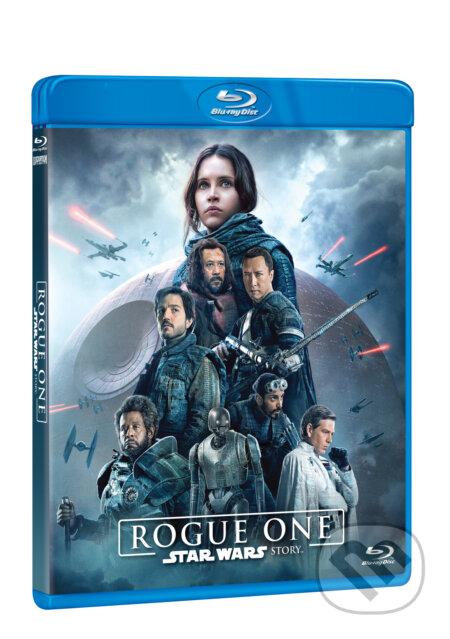 d30e48dc0 Film: Rogue One: A Star Wars Story (Gareth Edwards) (Blu-ray) | Martinus