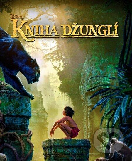 Kniha džungle DVD