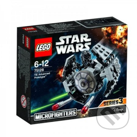 LEGO Star Wars 75128 TIE Advanced Prototype™ (Prototyp TIE Advanced) -