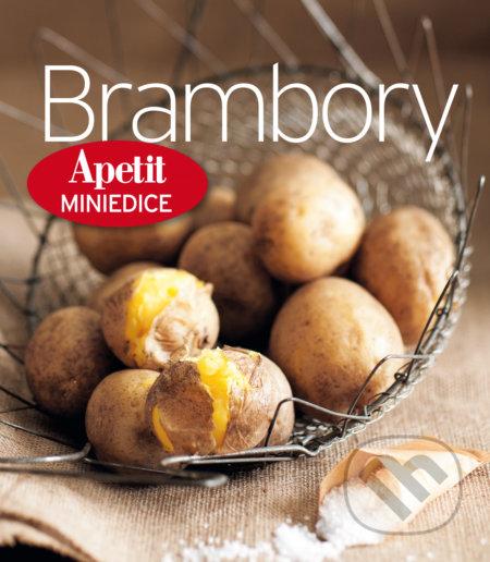 Brambory - kuchařka z edice Apetit (5) - BURDA Media 2000