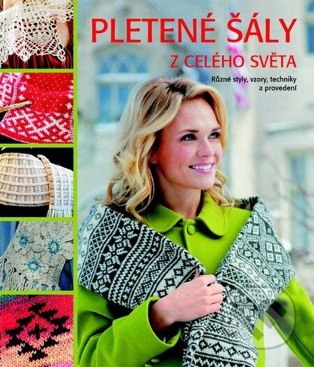 Pletené šály z celého světa - Kari Cornell