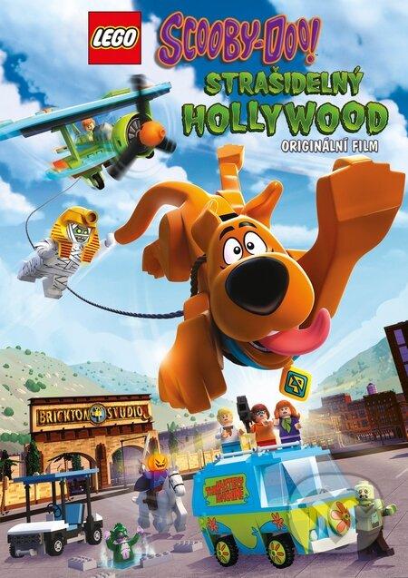 Lego Scooby: Strašidelný Hollywood DVD