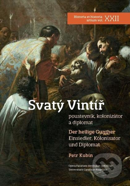 Removu.cz Svatý Vintíř / Der heilige Gunther Image