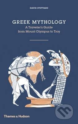 Greek Mythology - David Stuttard, Lis Watkins