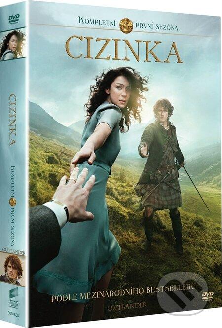 Cizinka DVD