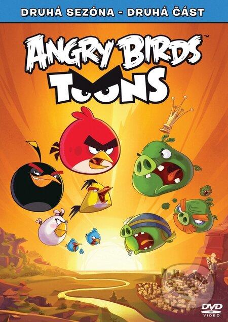 Angry Birds Toons 2. série DVD