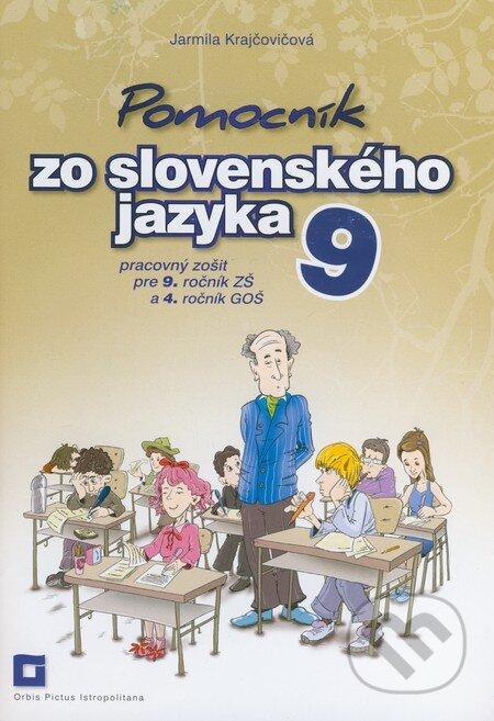 Fatimma.cz Pomocník zo slovenského jazyka 9 pre 9. ročník ZŠ a 4. ročník GOŠ Image