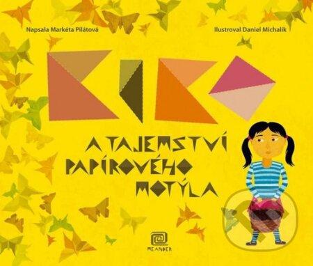 Bthestar.it Kiko a tajemství papírového motýla Image