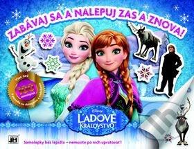 Newdawn.it Ľadové kráľovstvo - Zabávaj sa a nalepuj zas a znova! Image