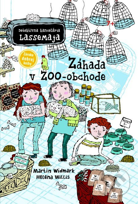 Bthestar.it Záhada v ZOO-obchode Image