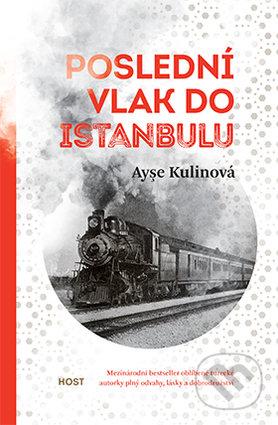 Fatimma.cz Poslední vlak do Istanbulu Image