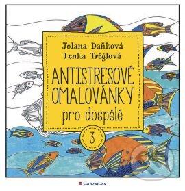 Fatimma.cz Antistresové omalovánky pro dospělé 3 Image