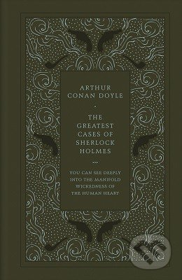 The Greatest Cases of Sherlock Holmes - Arthur Conan Doyle