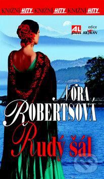 Rudý šál - Nora Roberts