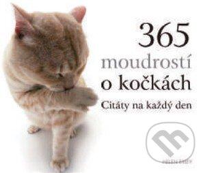365 moudrostí o kočkách - Slovart CZ
