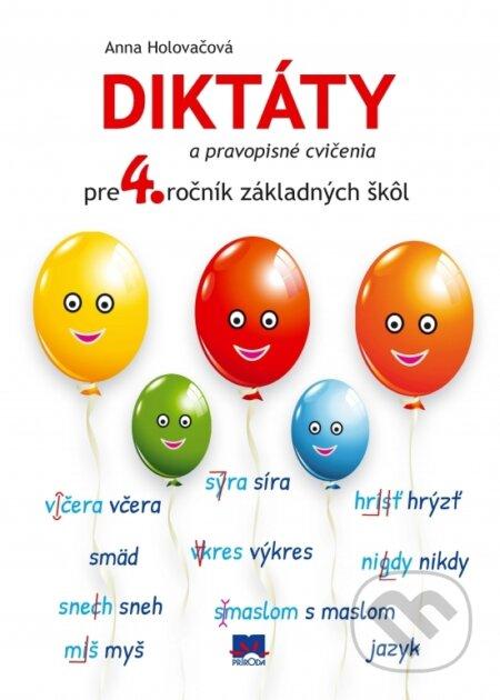 Fatimma.cz Diktáty a pravopisné cvičenia pre 4. ročník základných škôl Image