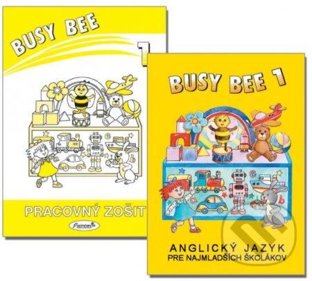 Peticenemocnicesusice.cz MiniSet Busy Bee 1 (Učebnica + online vstup + pracovný zošit) Image