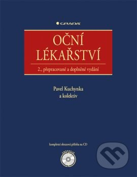 Oční lékařství - Pavel Kuchynka a kolektiv