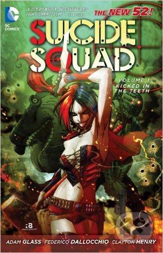 Suicide Squad (Volume 1) - Adam Glass