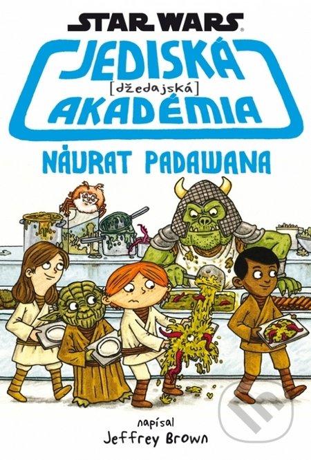 Star Wars: Jediská akadémia (džedajská) - Návrat Padawana - Jeffrey Brown