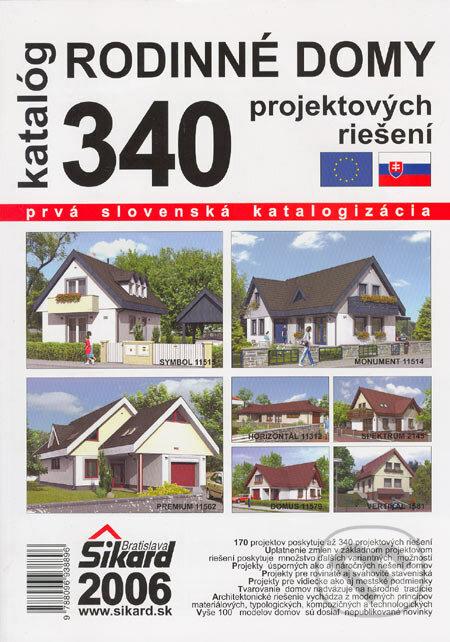 Fatimma.cz Katalóg 2006 - Rodinné domy Image
