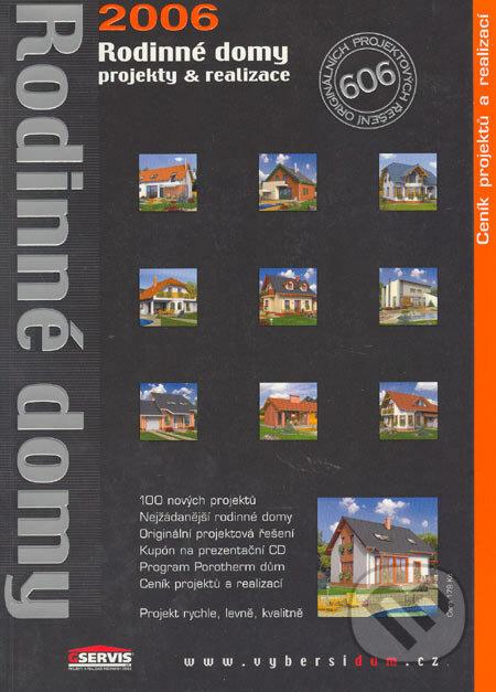 Newdawn.it Rodinné domy 2006, projekty a realizace Image
