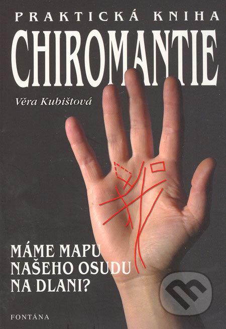 Fatimma.cz Praktická kniha chiromantie Image