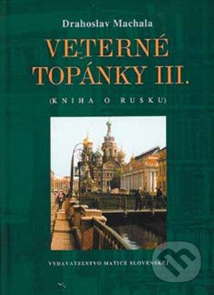 Fatimma.cz Veterné topánky III. - Kniha o Rusku Image