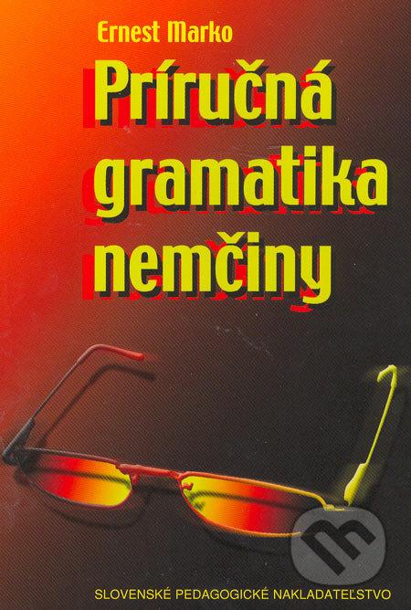Interdrought2020.com Príručná gramatika nemčiny Image