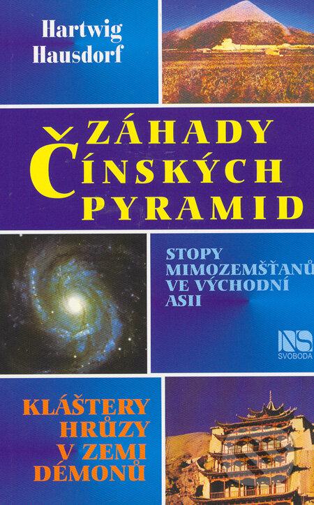 Fatimma.cz Záhady čínských pyramid Image