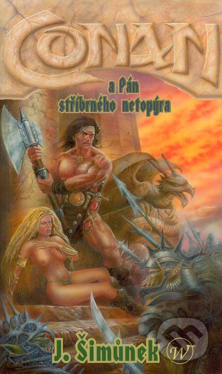 Newdawn.it Conan a Pán stříbrného netopýra Image