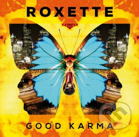 Roxette: Good karma LP - Roxette