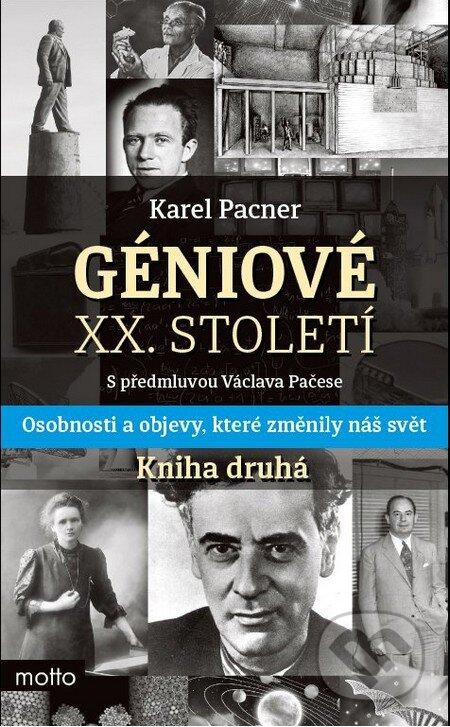 Fatimma.cz Géniové XX. století: Kniha druhá Image