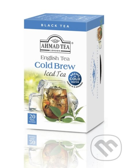 Cold Brew Iced Tea English Tea -
