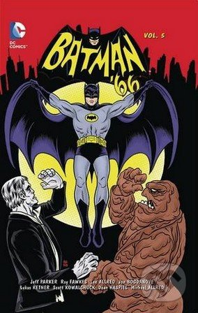 Batman '66 (Volume 5) - Jeff Parker